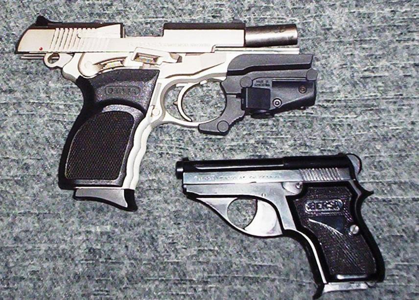Full Aventura :. - Armas - Mecanismos de disparo en pistolas ...